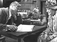 Walter Forde directs Jack Hulbert & Cicely Courtneidge in The Ghost Train (1931)